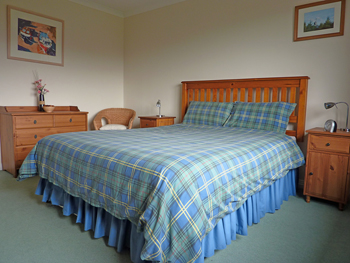 Main Bedroom at Lapwing Rise